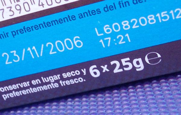 Vida útil de los alimentos - EV Consultoria y Seguridad Alimentaria - 690 632 520