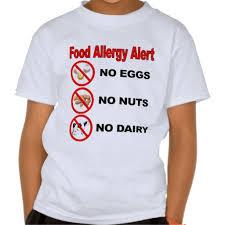 ¿ Enhorabuena a las personas con alergias alimentarias?